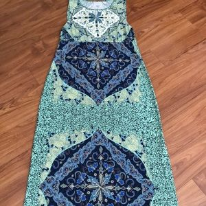 Chicos size 1 beautiful summer/spring dress